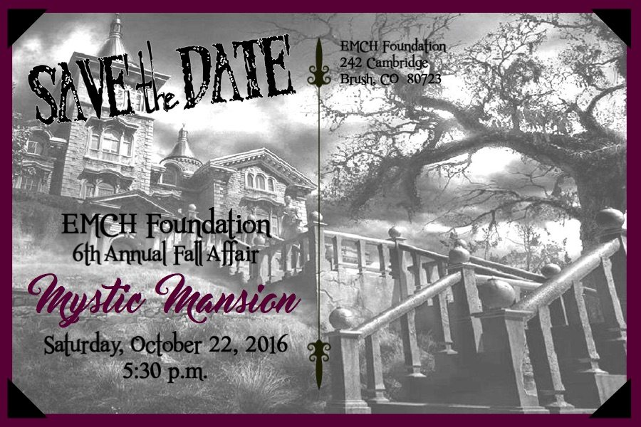Mystic Mansion Save The Date 6th Annual Fall Affair