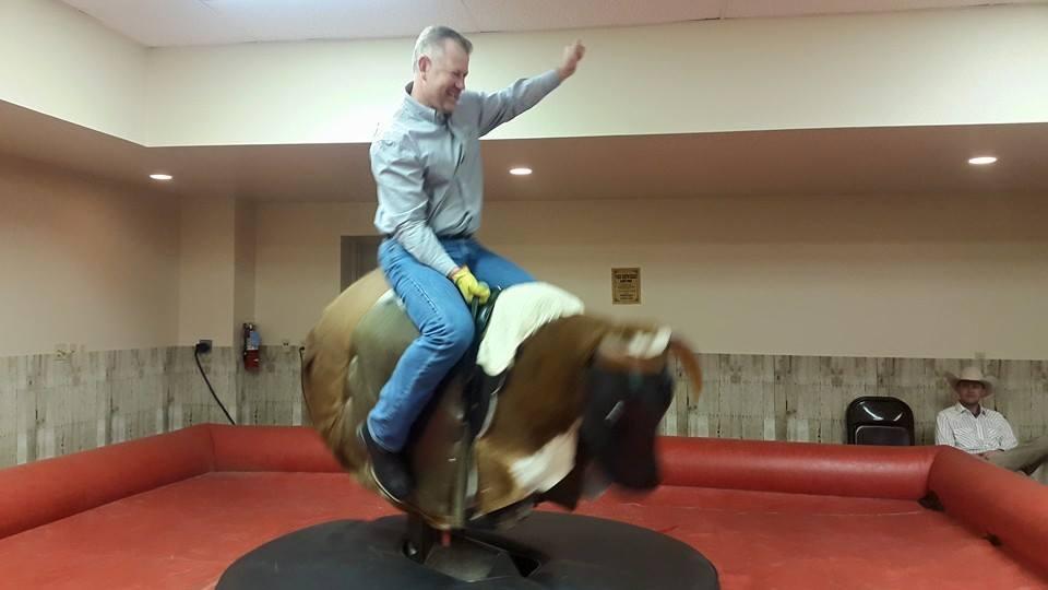 2015 Prairie Rose -bull Ride