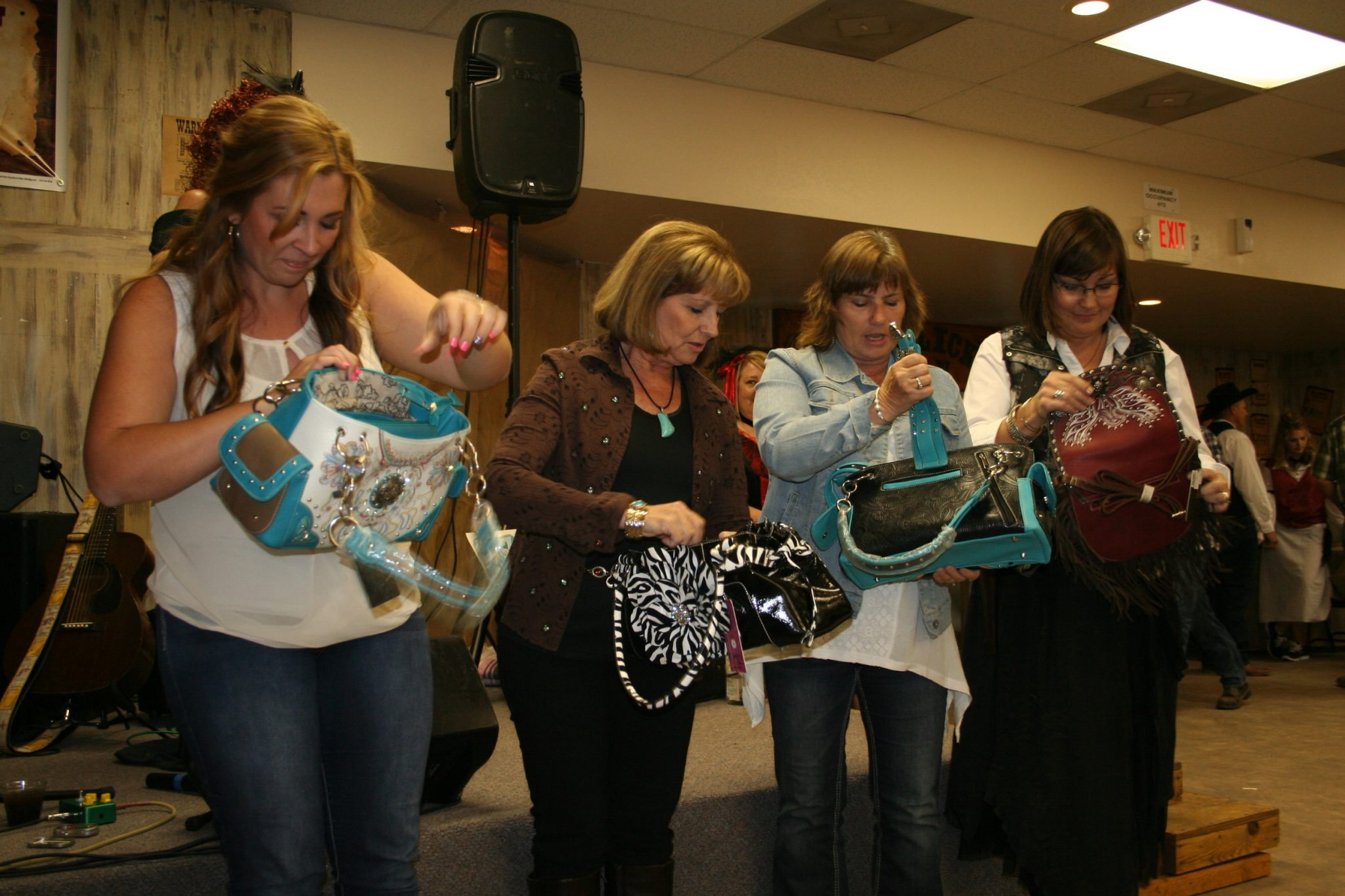 2015 Prairie Rose Purse Winners