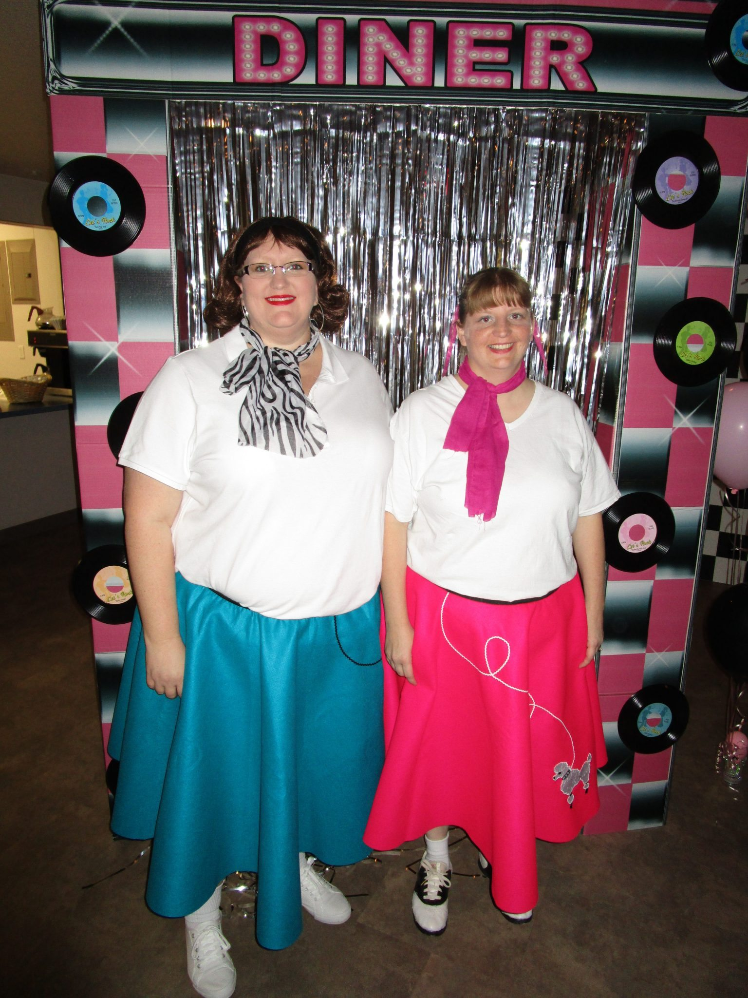 5th Annual Fall Affair 2015, Poodle Skirts