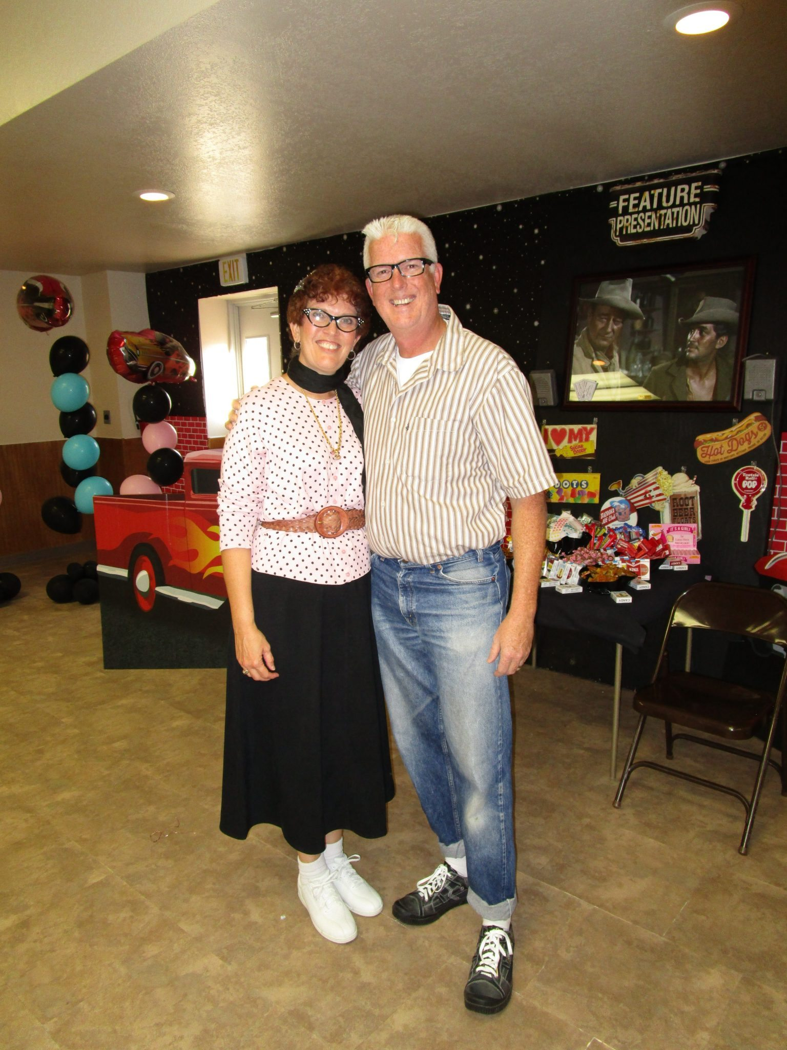 5th Annual Fall Affair 2015, Lost In The 50's