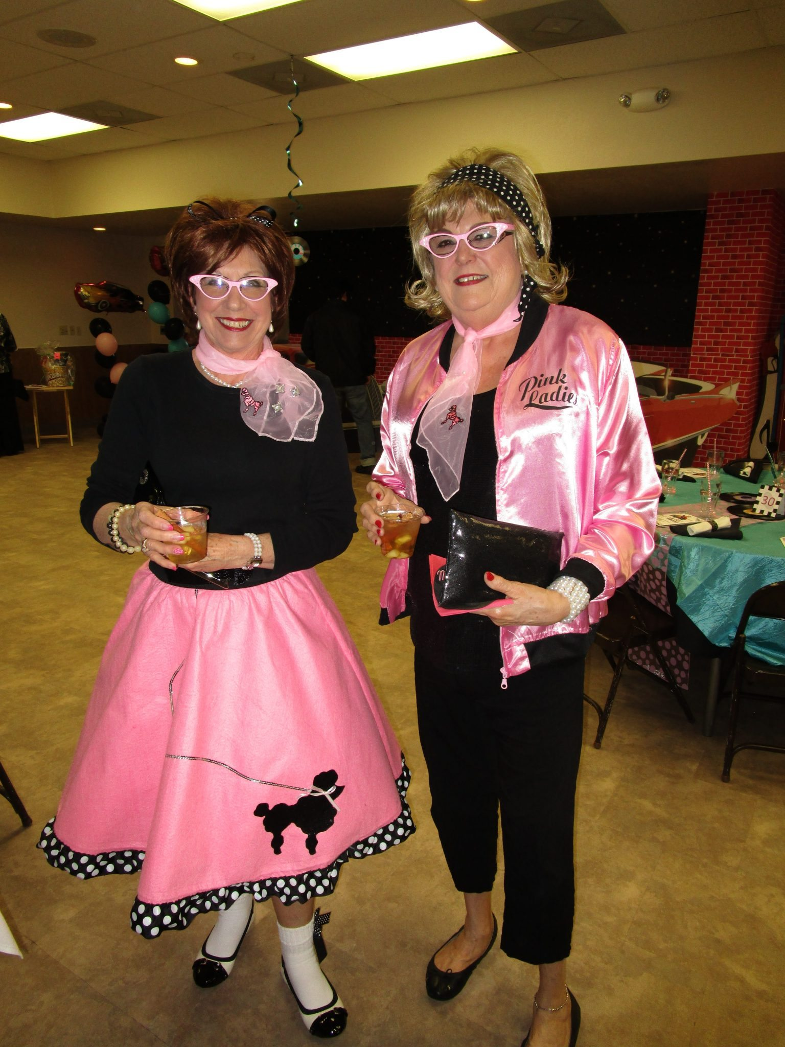 5th Annual Fall Affair 2015, Pink Ladies